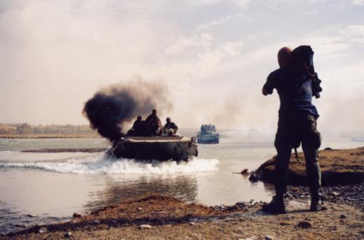 Afghanistan, BBC 2001, Beginn der Bodenoffensive der Nordallianz